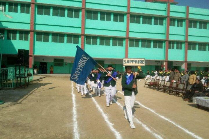 R R K School-Campus View