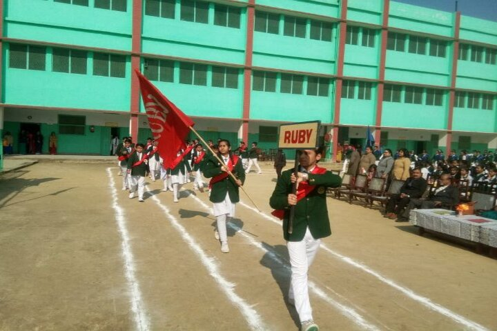 R R K School-Independence Day