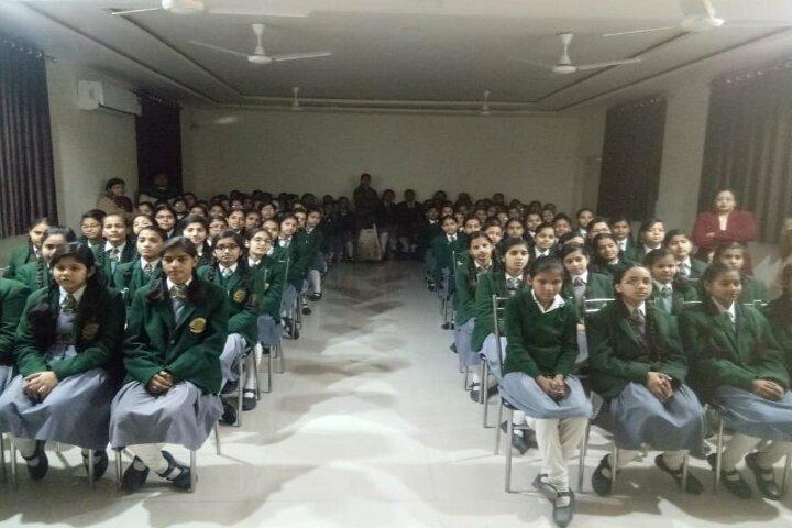 R R K School-Seminar Hall