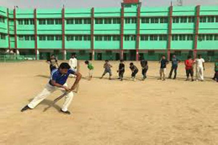 R R K School-Sports