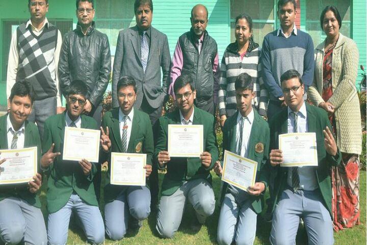 R R K School-Talent Winners