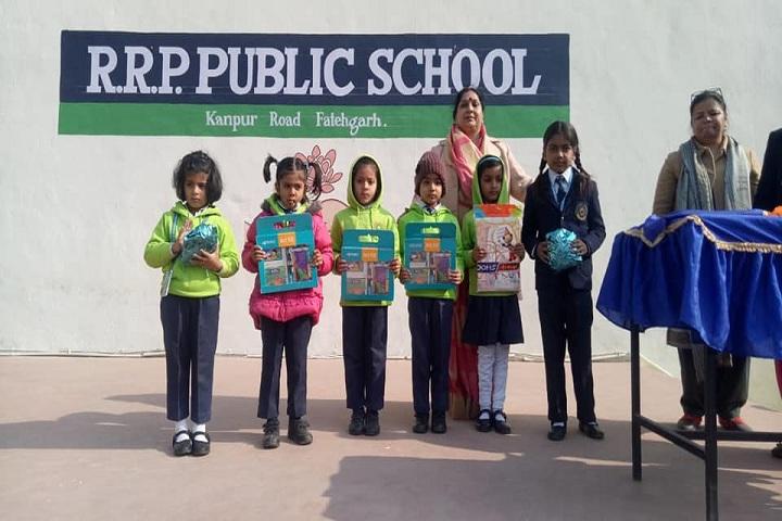 R R P Public School-Gifts