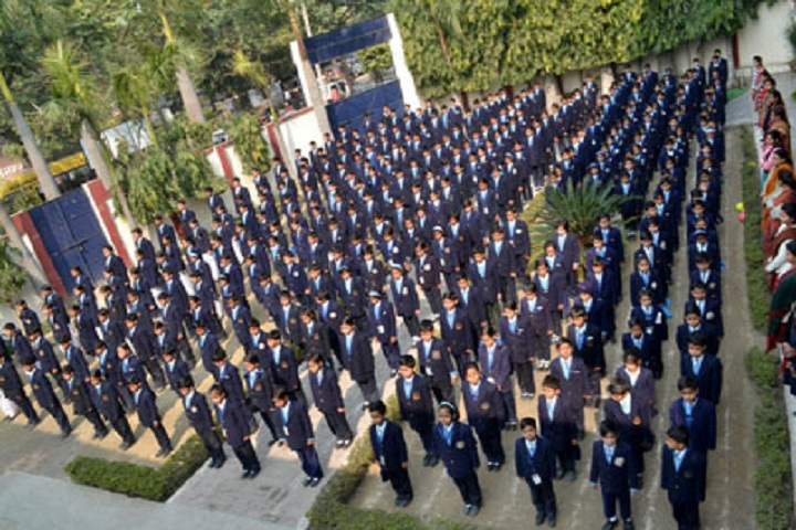 R R P Public School-Assembly