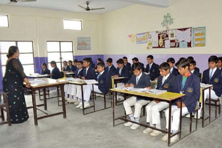 R R P Public School-Classroom