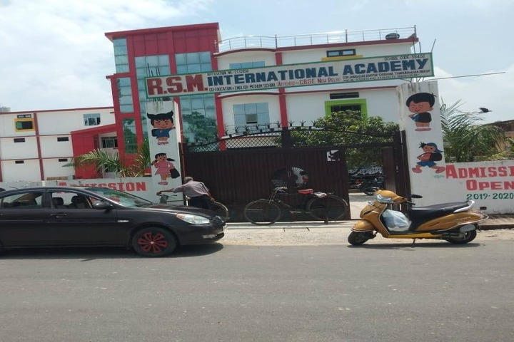 R S M International Academy-Campus View
