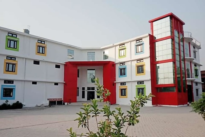 R S M International Academy-Inner Campus