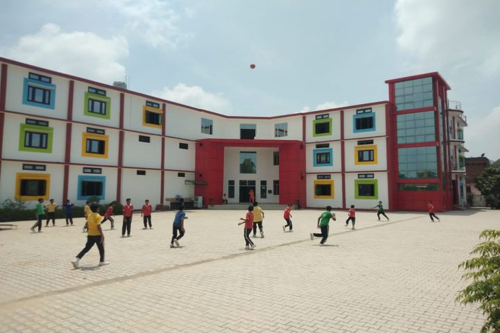 R S M International Academy-Play Area