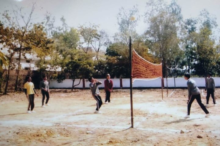 R S M International Academy-Volley Ball Court