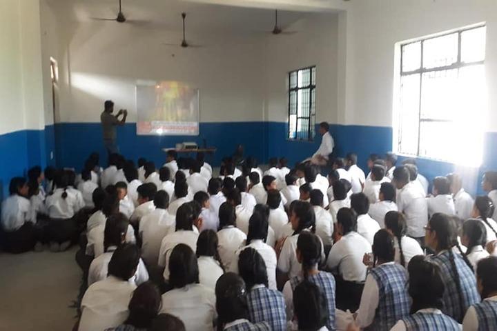 Radha International Academy-A V Room