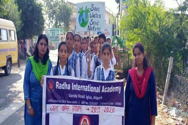 Radha International Academy-Awareness