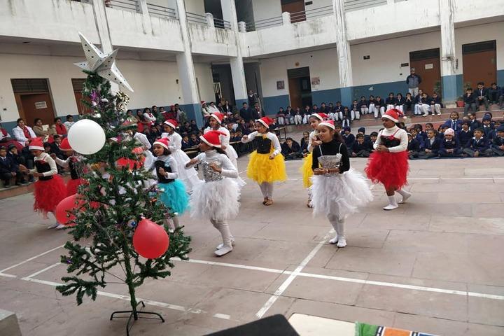 Radha International Academy-Christmas