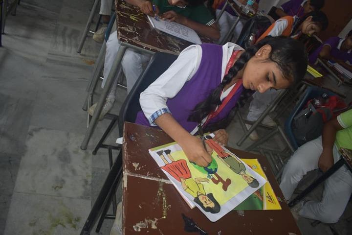 Radha International Academy-Drawing