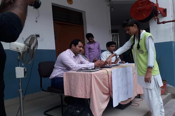 Radha International Academy-Elections