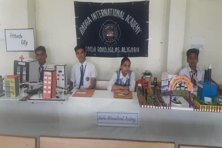 Radha International Academy-Exhibition
