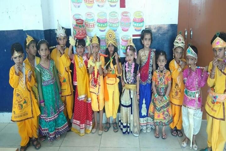 Radha International Academy-Festival Celebrations