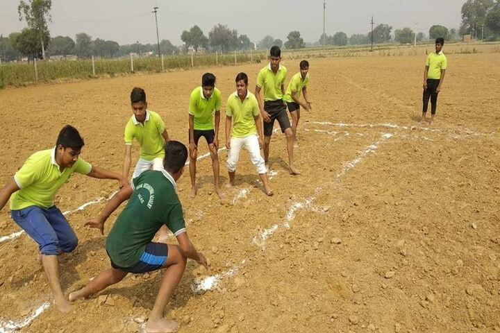 Radha International Academy-Sports Day