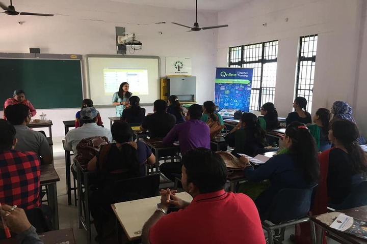 Radha International Academy-Workshops