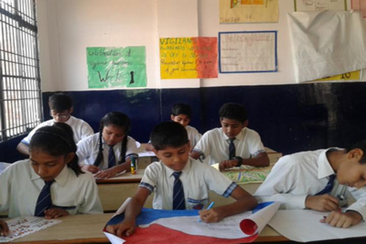Radha International Academy-Activity