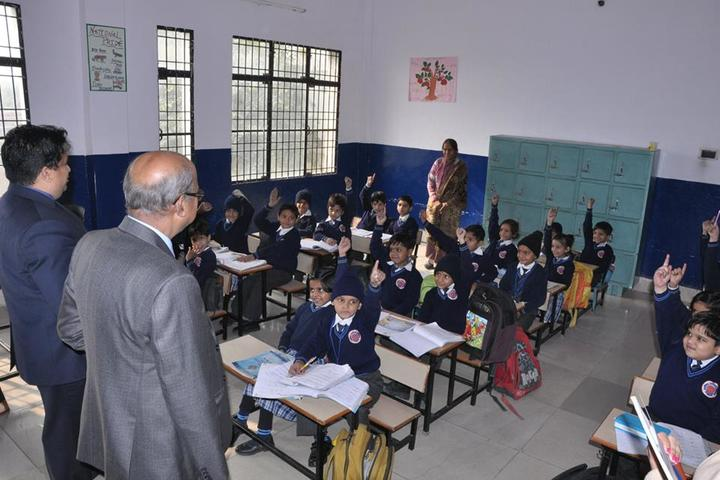 Radha International Academy-Classroom