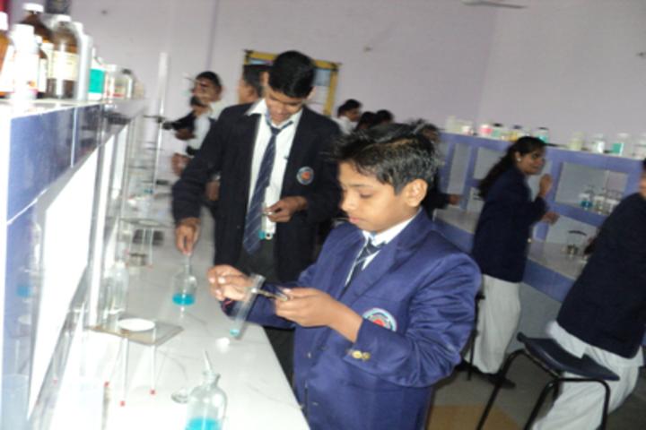 Radha International Academy-Labs
