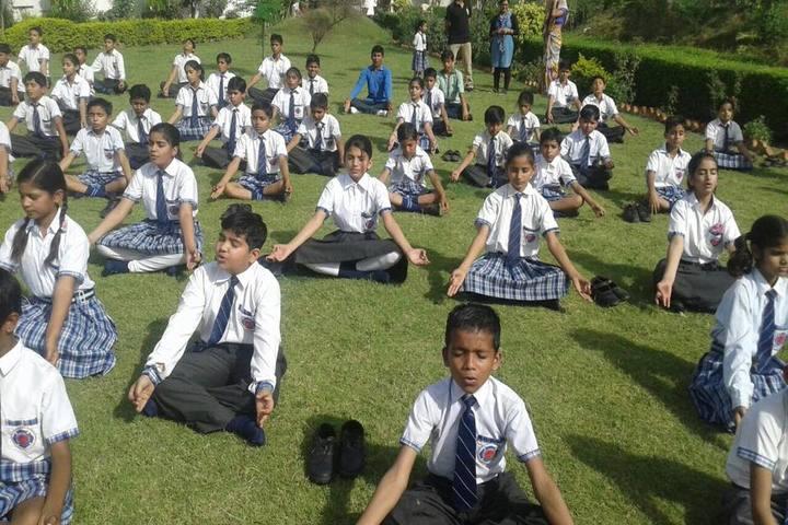 Radha International Academy-Yoga
