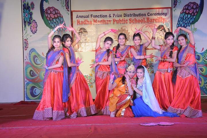 Radha Madhav Public School-Festive Celebrations
