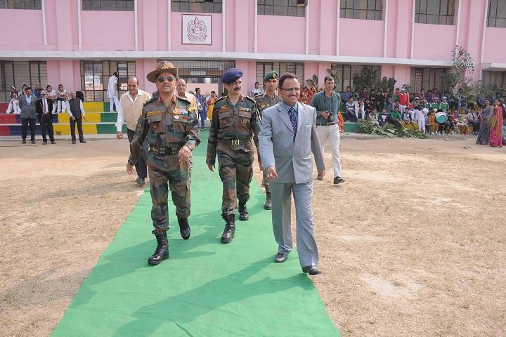 Radha Madhav Public School-Guest