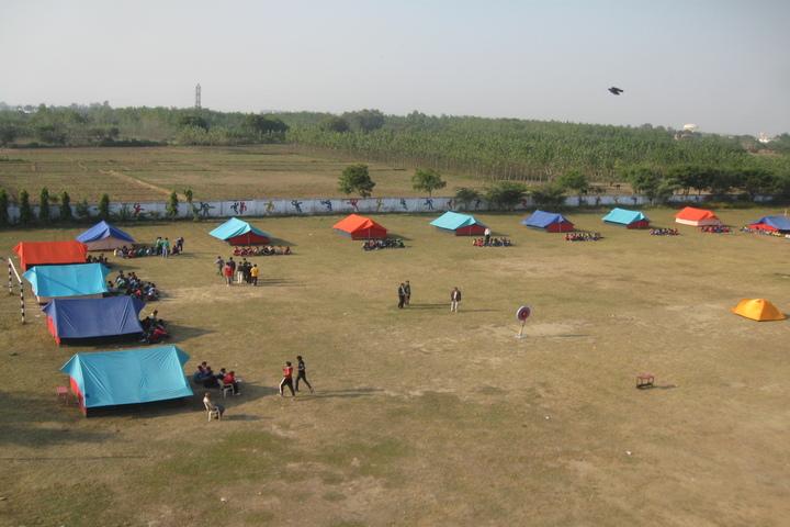 Radha Madhav Public School-Adventure Camp