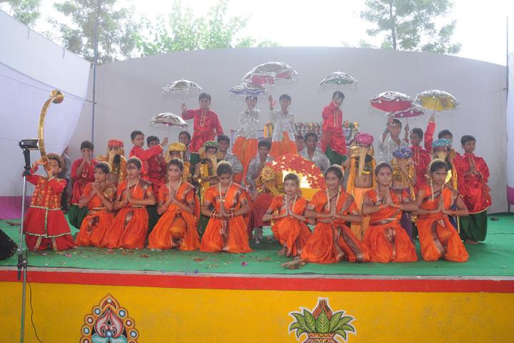 Radha Madhav Public School-Annual Day