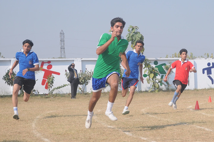 Radha Madhav Public School-Annual Sports