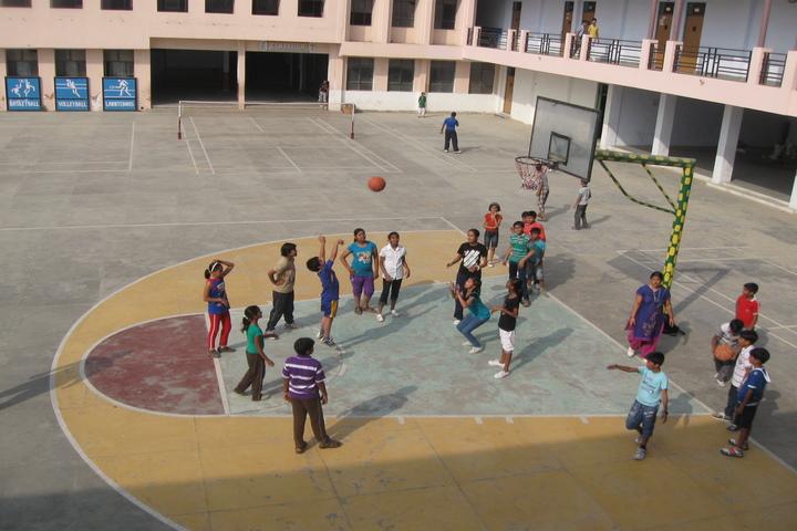 Radha Madhav Public School-Sports