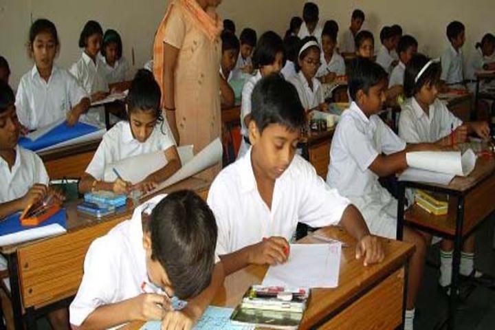 Radhika Bal Vidya Mandir-Classroom