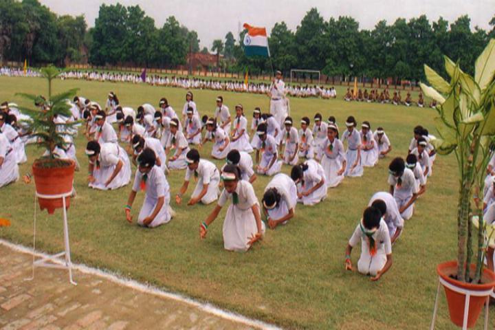 Radhika Bal Vidya Mandir-Play Area