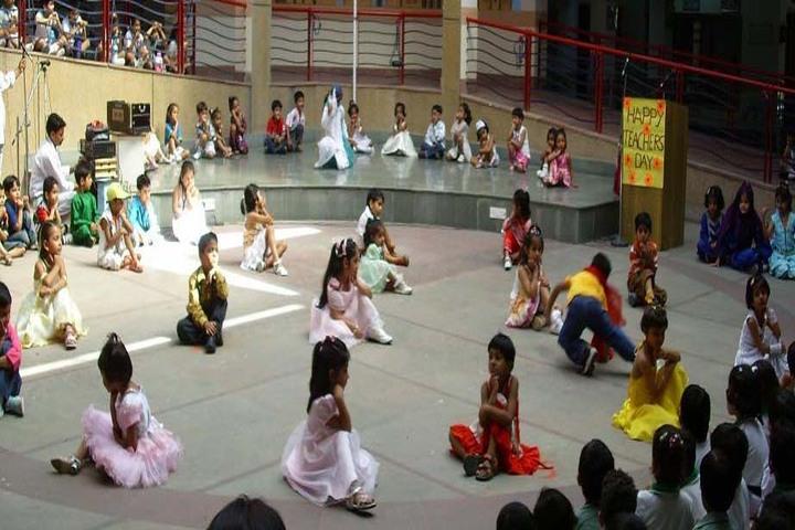 Radhika Bal Vidya Mandir-Teachers Day