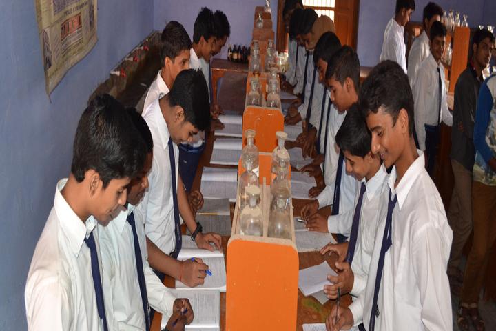 Radhika Bal Vidya Mandir-Labs