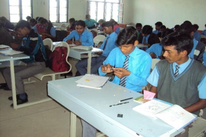 Radhika Senior Secondary School-Classroom