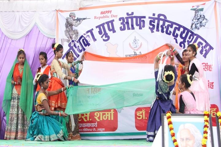 Radhika Senior Secondary School-Republic Day