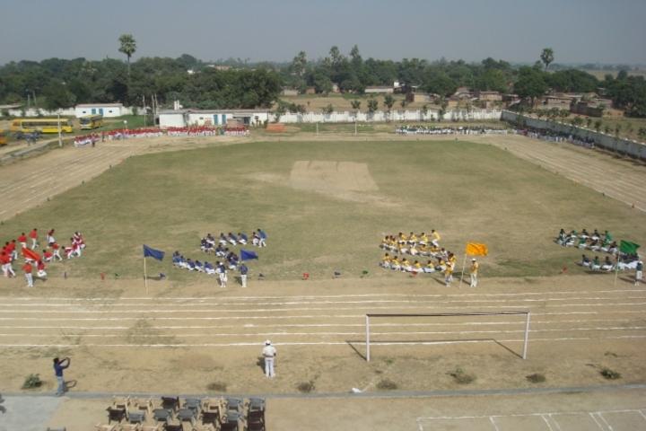 Radhika Senior Secondary School-Sports Day
