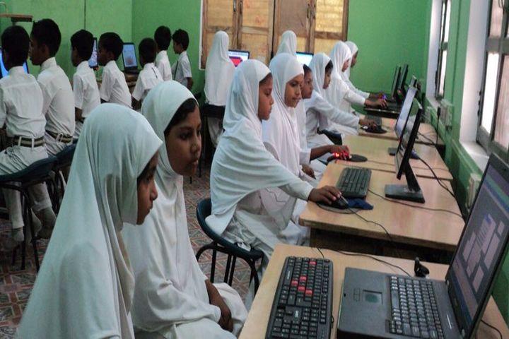 Rafi Memorial English School-Computer Labs