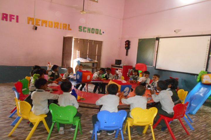 Rafi Memorial English School-Kids Zone