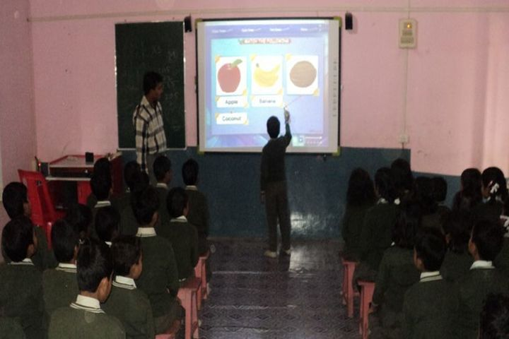 Rafi Memorial English School-Classroom