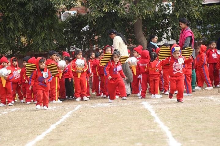 Aanchal International School-annual meet