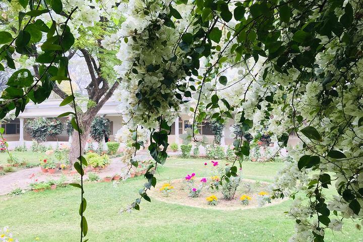 Rajghat Besant School-Garden