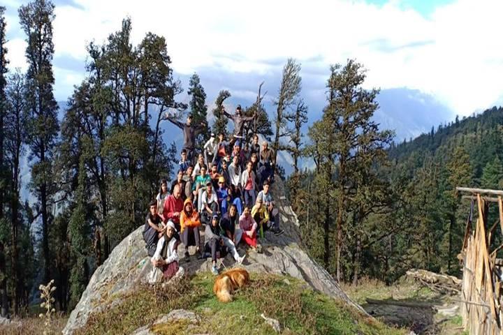 Rajghat Besant School-Tour