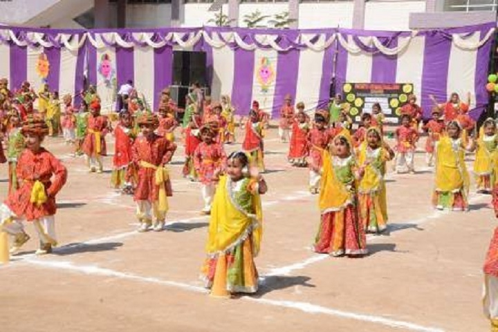 Ajit Karam Singh International Public School-Dance