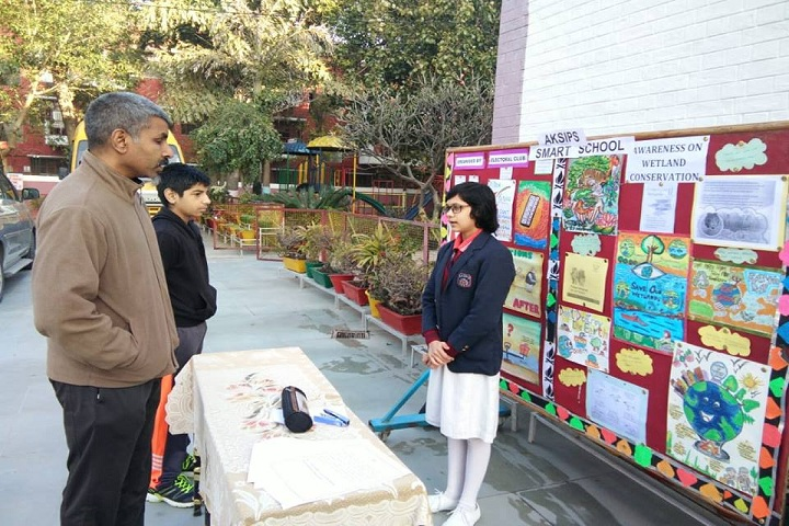 Ajit Karam Singh International Public School-Exhibition