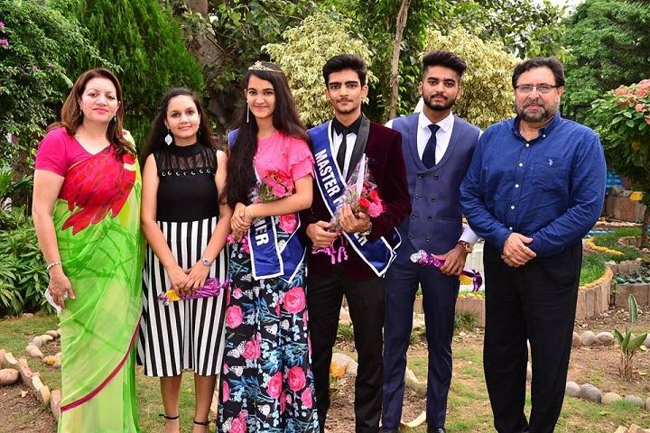 Ajit Karam Singh International Public School-Farewell