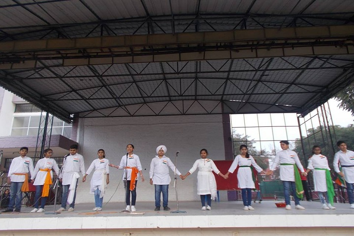Ajit Karam Singh International Public School-Republic Day