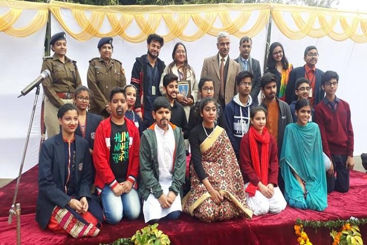 Ajit Karam Singh International Public School-Skit