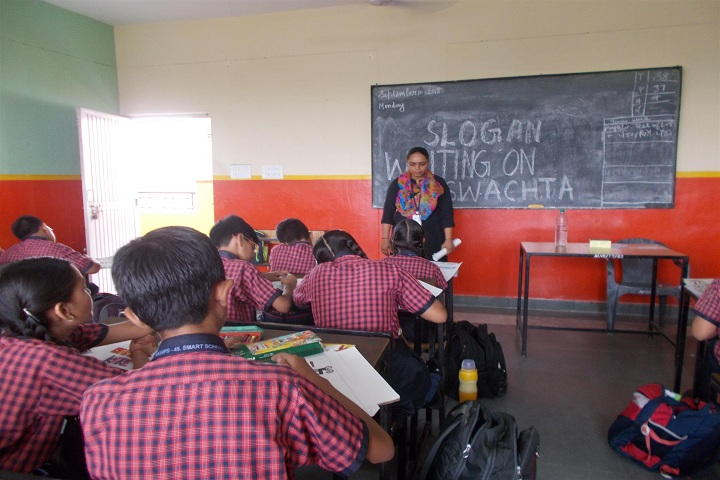 Ajit Karam Singh International Public School-Classroom